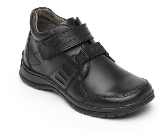 Zapato Escolar Flexi Niño 57905 Negro