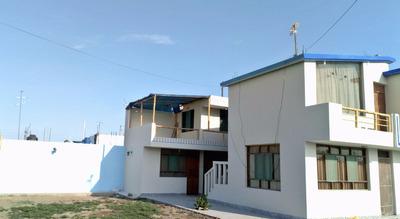 Alquilo Amplia Casa De Verano En Punta De Bombon, X Semanas