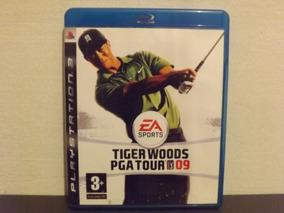Ps3 Tiger Woods Pga Tour 09 - Completo - Aceito Trocas...