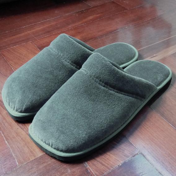 Pantufa Homem Chinelo Confortável Adulta E Infantil Mwp04