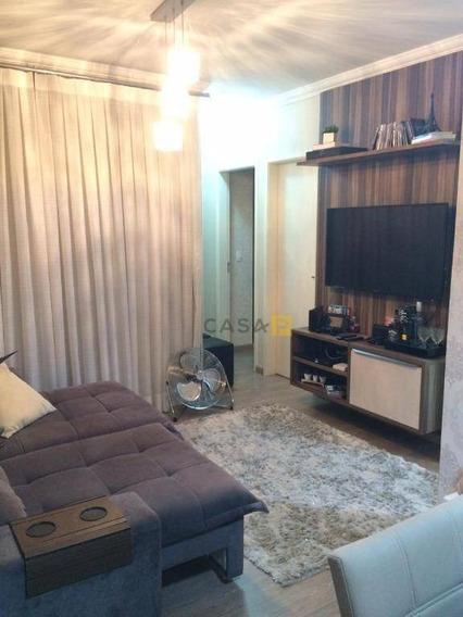 Apartamento Residencial À Venda, Parque Planalto, Santa Bárbara D