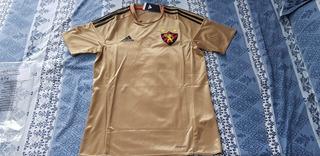 Camisa adidas Sport Recife Dourada, Nova, Oficial P. Ent!