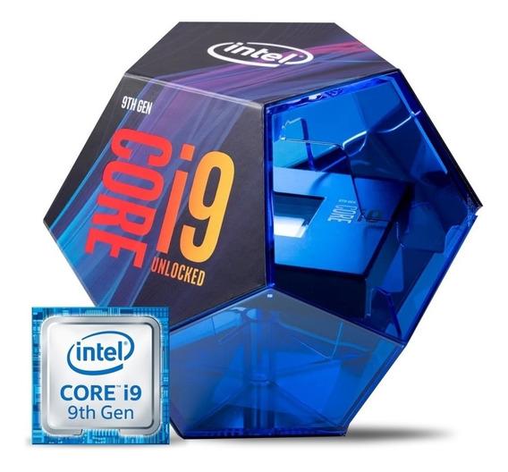 Processador Intel Core I9-9900k, Cache 16mb, 3.6ghz, Lga1151