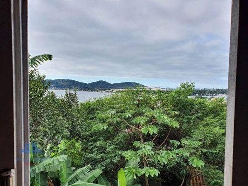 Terreno À Venda, 630 M² Por R$ 1.000.000,00 - Lagoa Da Conceição - Florianópolis/sc - Te0257
