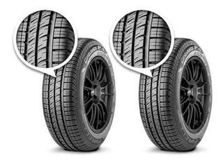Paquete De 2 Llantas Pirelli 175/65r15 84t P4 Cinturato