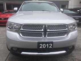 Dodge Durango Citadel V8 Awd At 2012