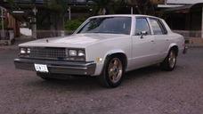 Chevrolet Malibu 84 4p