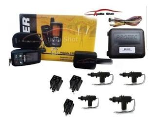 Alarma Viper 3306v + 4 Seguros Electricos + Arrancador