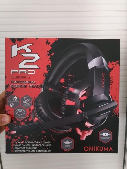 Headset Runmus Onikuma K2 Pro