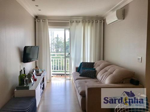 Imagem 1 de 15 de Apartamento À Venda - Vila Andrade - Morumbi - Sp - 3795