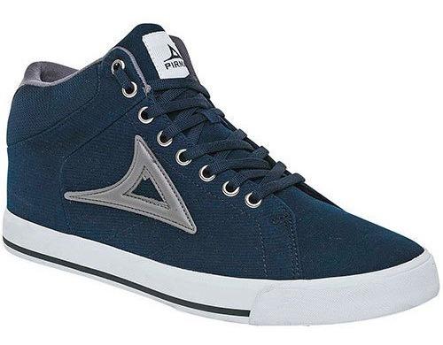 Sneaker Casual Discreto Bota Sencillo Detalle 55714dtt