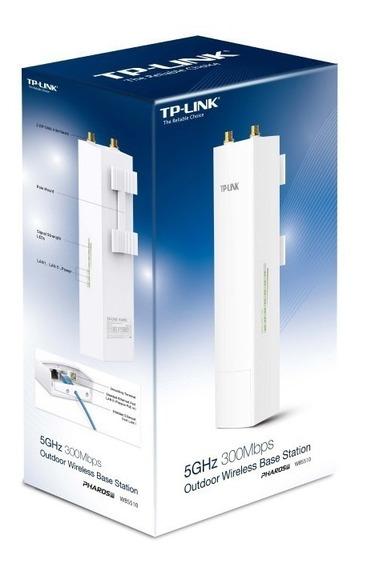 Estacion Base Tp-link Wbs510 5ghz 300mbps Exterior