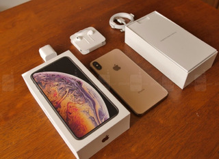 iPhone Xs 64 Completo - N/f - Garantia - Impecável
