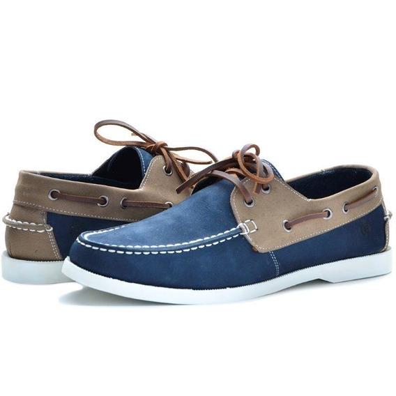Dockside Masculino Confort Tamanho Especial Shoes Grand