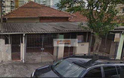 Terreno Residencial À Venda, Centro, São Bernardo Do Campo. - Te0368