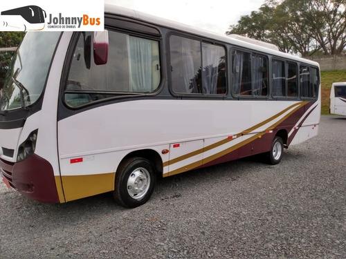 Micro Ônibus Rodoviário Neobus Thunder Ano 2008 Johnnybus