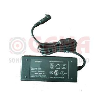 Fuente Switching De Escritorio 220v A 12v 3a Plug 2.1mm.c/i