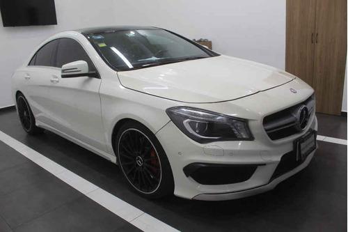 Imagen 1 de 15 de Mercedes-benz Clase Cla 2015 4p 45 Amg L4/2.0/t Aut