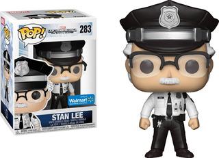 Funko Pop #283 Capitan America Winter Soldier Stan Lee
