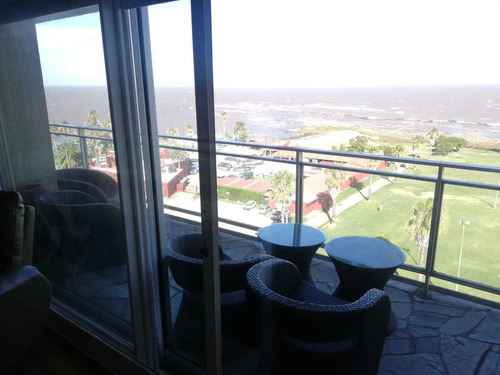 Apartamento En Alquiler Rambla De Punta Carretas
