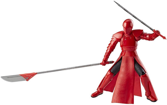C3229 Elite Praetorian Guard Heavy Blade Star Wars Black Ser