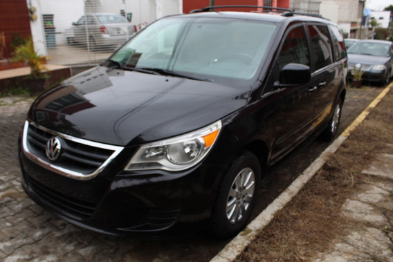 Vw Routan Prestige 2009