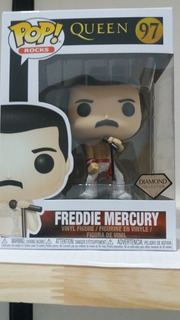 Funko Pop! [jg] Freddie Mercury Diamond #97