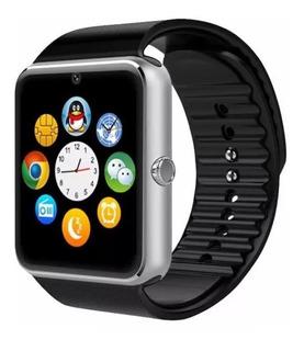 Smart Watch Reloj Inteligente Gt08 Android Ios Bluetooth Sim