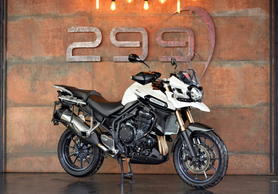 Triumph Tiger 1200 Explorer 2015/2015 Com Abs
