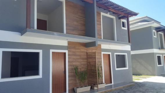 Casa Em Condado De Maricá, Maricá/rj De 75m² 2 Quartos À Venda Por R$ 225.000,00 - Ca382664