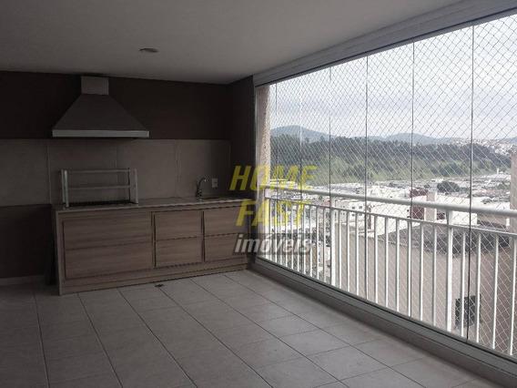 Apartamento No Isla Lago Dos Patos Com 4 Dormitórios Para Alugar, 114 M² Por R$ 2.500/mês - Vila Galvão - Guarulhos/sp - Ap0643