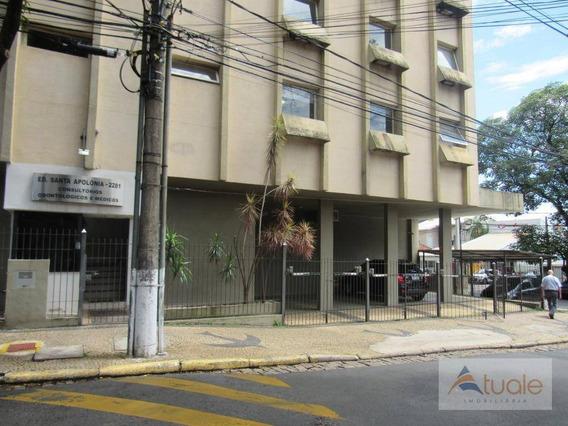 Sala À Venda, 82 M² Por R$ 365.000,00 - Cambuí - Campinas/sp - Sa0489