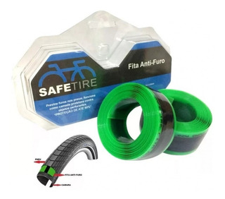 Fita Protetora Anti-furo 2.3m 35mm Safetire Para Aro 29 Par