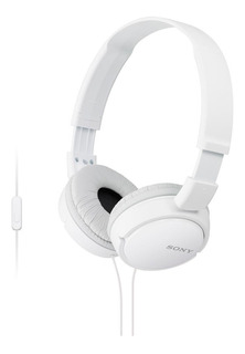 Auriculares Sony Mdrzx110apwcuc Blanco