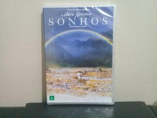 Dvd Sonhos - Original - Lacrado - Akira Kurosawa