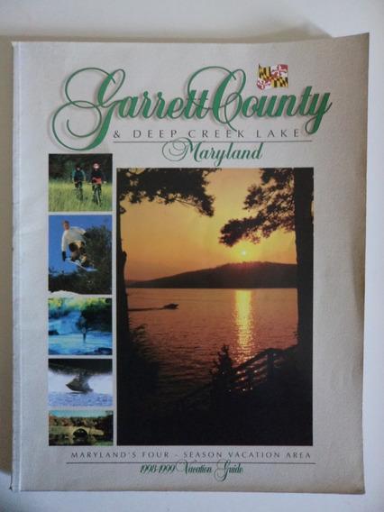 Revista De Turismo Americana Garrett County (em Inglês)