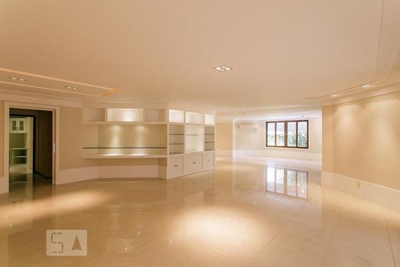 Casa Para Aluguel - Barra Da Tijuca - Marapendi, 6 Quartos, 651 - 892869055