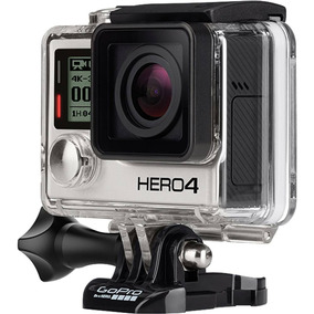 Câmera Digital Gopro Hero 4 Black Adventure 12mp Wifi 4k
