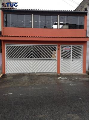 Sobradão C/4 Casas 06 Vgs-ac 300 Mil+par-sem Juros(diadema) - 8022