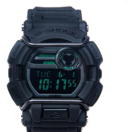 Relógio G-shock Gd 400 Gd 400mb 1dr Preto Novo Original