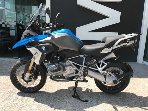 Moto Bmw R1250gs Nueva Equipada 2019 Azul