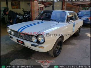 Renault Torino Cupe Ts 1971 Coupe Competición Charliebrokers