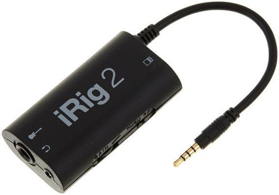 Irig 2 Interface De Áudio Mobile