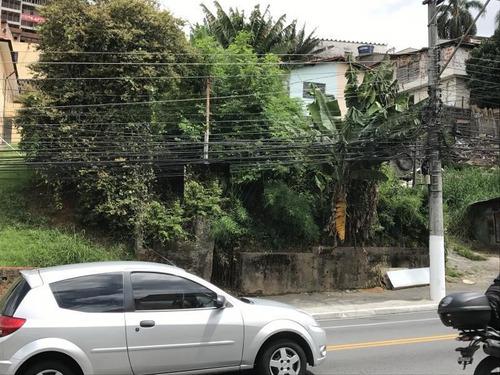 Terreno Para Venda Em São Paulo, Butantã - Tr008_2-818513