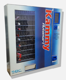 Mini-maquina Vending Multiproductos