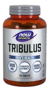 Tribulus Terrestris - Now Foods Sports - 180 Tabs 1.000mcg