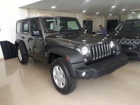Jeep Wrangler 3.6 Unlimited 284hp Atx 2018