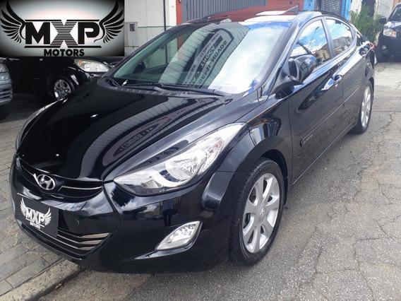 Hyundai Elantra Baixa Kn Único Dono Teto Solar 4 Pneus Novos