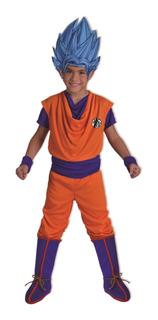 Disfraz Goku Dragon Ball Super Niño