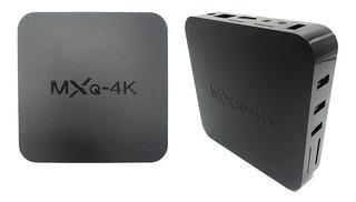Smart Tv Box 4k 1g+8gb Android 7.2control Remoto Envio Grat